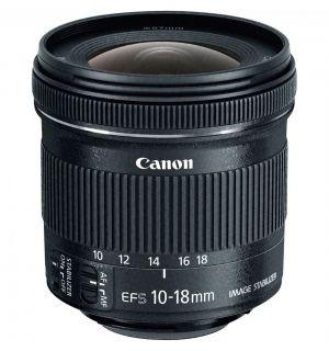 CANON objektiv EF-S 10-18/4,5-5,6 IS STM