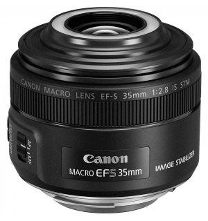 CANON objektiv EF-S 35/2,8 Macro IS STM