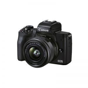 CANON EOS M50 Mark II + EF-M 15-45IS STM