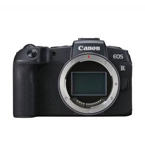 CANON EOS RP + adapter