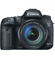 CANON EOS 7D MARK II + EF-S 18-135 IS STM