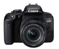 CANON EOS 800D + EF-S 18-55 STM