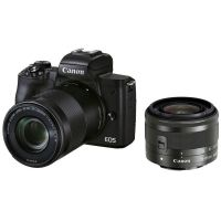 CANON EOS M50 Mark II + EF-M 15-45+55-200IS STM
