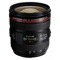CANON objektiv EF 24-70/4L IS USM
