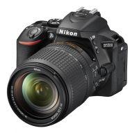 NIKON D-5500 kit z 18-140VR + Nikon torba + SDHC16.0GB