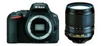 NIKON D-5500 kit z 18-105VR + Nikon torba + SDHC 16.0GB