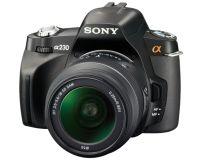 DSLR fotoaparat SONY DSL-RA230 z izmenljivim objektivom (samo body)