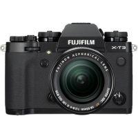 Fujifilm X-T3 + XF 18-55/2,8-4 R LM OIS ČRN