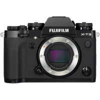 Fujifilm X-T3 OHIŠJE ČRNO