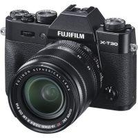 Fujifilm X-T30 + XF 18-55/2,8-4 R LM OIS ČRN