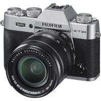 Fujifilm X-T30 + XF 18-55/2,8-4 R LM OIS SREBRN