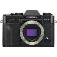 Fujifilm X-T30 OHIŠJE ČRNO