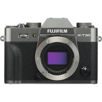 Fujifilm X-T30 OHIŠJE SIVO