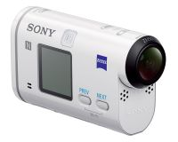 Mini športna kamera SONY HDR-AS200V z vodotesnim ohišjem