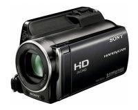 HD kamera z vgrajebim diskom 120 GB