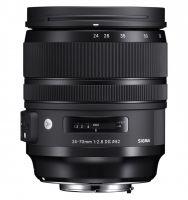 SIGMA  objektiv 24-70/2,8 DG OS HSM Art za Canon