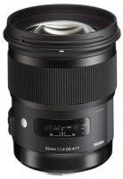 SIGMA  objektiv 50/1,4 DG HSM Art za Canon