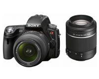 SLT fotoaparat s prosojnim ogledalom in izmenljivim objektivom