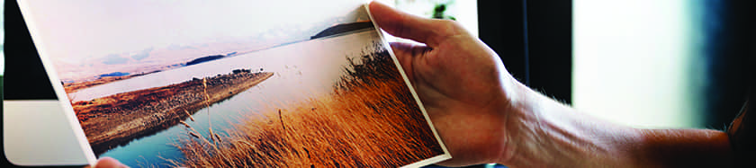 Online tiskanje fotografij